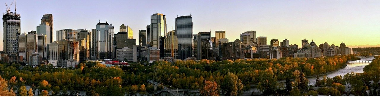 Les principales villes du Canada